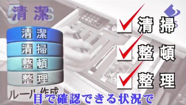 働きやすい職場環境を生み出す5Sの推進 - とちぎ経済.jp - 動画
