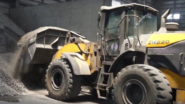 砕石プラント設計製造事業・廃棄物中間処理事業で、地域と社会の健全な進歩、発展と美しい環境に貢献します - とちぎ経済.jp - 動画
